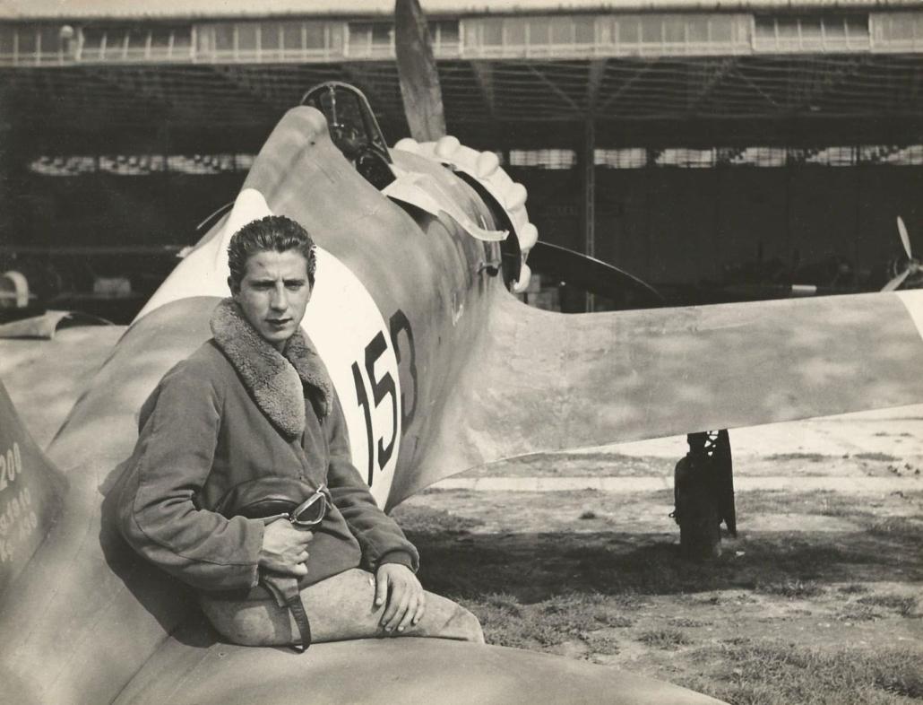 Alfonso Omiccioli 1943 Rimini