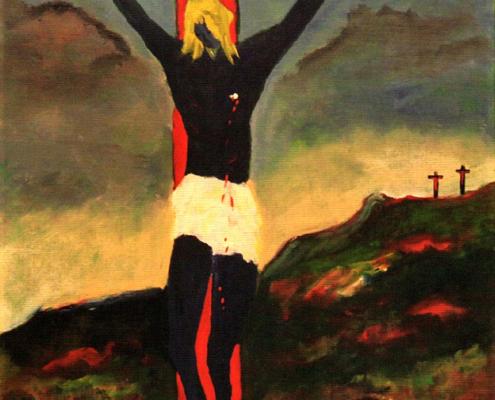 Cristo blu, 1978