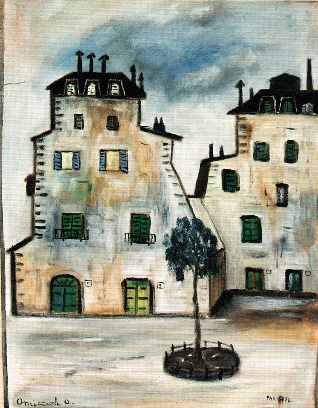 Periferia a Parigi, 1974